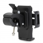 Bike Bicycle 360 Degree Rotation Mount Holder for Iphone 5 / 4 / 4S / Samsung i9300 / GPS - Black