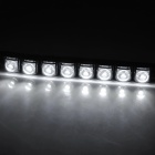 Coche blanco decorativo luz diurna (12 V / 2 PCS) Flexible 4W 176lm 8-SMD 5050 LED