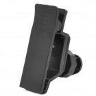 Clip Style Universal Car Mount for DVR / Camera / Camcorder - Black