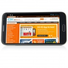 "N8100 MTK6589 Quad-Core Android 4.2.1 WCDMA Bar Phone w/ 5.7"" HD, Wi-Fi, FM and GPS - Grey"