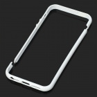 NEWTOP Detachable Protective Bumper Frame for iPhone 5 - White