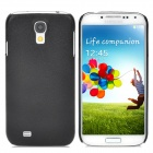 TEMEI Classic Protective PC Back Case for Samsung Galaxy S4 i9500 - Black