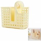 H2WY BWJ2533 Chopsticks Box Holder w/ Suction Cup - Beige