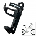 Acacia 1566702 Quick Release Plastic Water Bottle Bracket Holder for Bicycle - Black