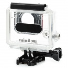 C-3A2 45m Waterproof Case w/ Aluminum Alloy Strap Ring / Glass Lens for Gopro Hero3 / 3+