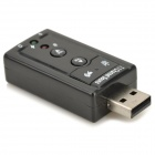 C-media CM108 Virtuelle 7.1-Surround USB 2.0 Externe Soundkarte