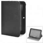 Protective PU Leather Case Stand for Lenovo Idea Tab A2109 - Black