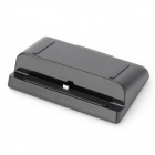 TEMEI Portable Desktop Charging Dock Station for Samsung Galaxy Note 8.0 - Black