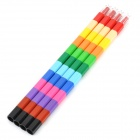 1000G 12-Color Removable / Assembling Crayon Pens (4 PCS)