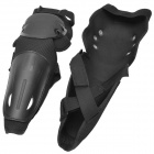 Outdoor Motorcycle Racing PE + EVA Elbow / Knee Protectors Guards Set - Black