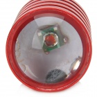 1156 5W 150lm Red LED Car Brake / Warning Light w/ Cree XP-E R3 - Red + Silver (6~30V)