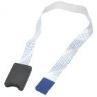 GPS  SD / SDHC Card Reader Extension Cable - White + Black + Blue (48cm)