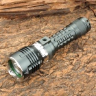 Sofirn MT-20 Cree XM-L U2 600lm 4-Mode White Diving Flashlight - Deep Grey + Silver (1 x 18650)