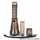 UltraFire Q5 250lm 5-Mode White Flashlight w/ Cree XP-E R2 - Brown (1 x 18650)