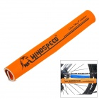 Windspeed Neoprene Bicycle Chain Stay Protector / Guard - Orange
