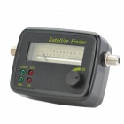 GT-SF9506 Digital Satellite Signal Finder Meter - Black