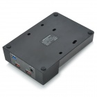 "CH326U3S USB 3.0 to SATA 2.5"" / 3.5"" HDD Plastic Docking Station- Black"