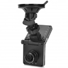 "G4000 2.0"" TFT FHD 1080p 5.0 MP 140 Degree Wide Angle Degree Car DVR w/ G-Sensor / TF / HDMI - Black"