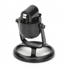 Holder Stand + UK Plug Power Charger Adapter + Car Charger for Ai-Ball Wi-Fi Network Camera - Black