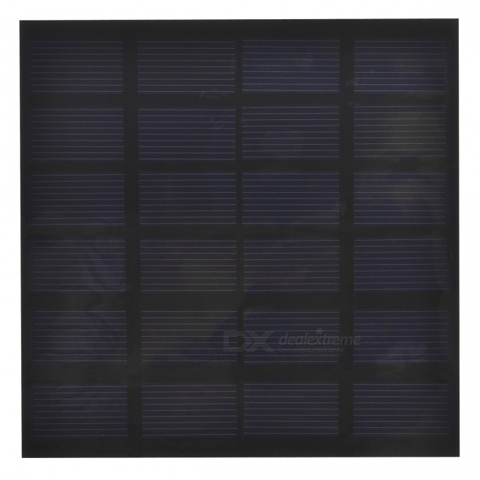 где купить LX-B150 1.5W Laminated Solar Monocrystalline Silicon Cell Panel Board - Black + Dark Blue по лучшей цене