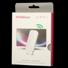 IPUSH Multi-Media Wi-Fi DLNA Display Receiver Dongle for Android / iOS - White