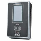 ZKsoftware VF300 Facial Biometric Identification Touch Screen Dual Lens Attendance Machine - Black