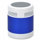 EWA V3 Portable Mini Bluetooth Speaker w/ FM/TF Slot - Black + White + Blue
