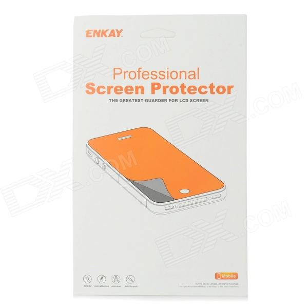 ENKAY Protective Matte Screen Protector Guard for HTC One / M7 -Transparent hd clear lcd screen protector cover guard film for htc one m7