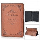 ENKAY ENK-3324 Classic PU Leather Case w/ Holder for Ipad MINI - Brown