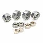 DIY Model Toy Accessories Iron Ball Bearings (2 x 5 PCS)