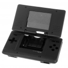 Full Replacement Housing Case with Buttons and Screws for NDS (Black)