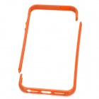 Newtop Detachable Super Slim Splicing Bumper Frame for Iphone 5 - Orange