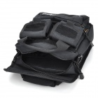 Free Soldier Outdoor Tactical Handbag Shoulder Bag - Black