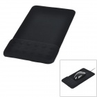 MONTIAN MT008 Silicone Massage Hand Wrist Mouse Pad - Black