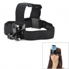 Miniisw M-H2 Ergonomic Elastic 3 Degree of Freedom Head Mount Strap for Gopro Hero 3+ / 3 / 2 / 1