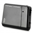 4 x AA Battery into Portable Power Bank Converter - Black