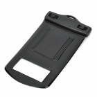 Waterproof Armband Plastic Bag for Samsung i9500 / i9300 - Black