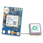 GPS APM2.5 NEO-6M Module w/ EEPROM / Active Antenna - Blue