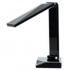 YAGE YG-3990 LED Rechargeable Eye-protection Touch-Slide Lamp - Black