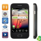 "6802 (SPHS on Hsdroid) Android 4.1 GSM Bar Phone w/ 3.5"" Capacitive Screen, Quad -Band and Wi-Fi"
