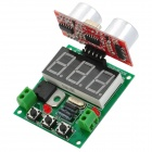 DYP 3-Digit Ultrasonic Control Board - Red + Green