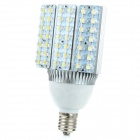 HNY-4042-42W E40 42W 4200lm 6000K 42-LED White Light Bulb - White (85~300V)