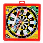 Magnetic Dart Board Toy - Multicolored