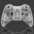 Protective ABS Full Shell Case Set for Xbox 360 Wireless Control - Translucent