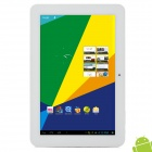"HKC X106 10.1 ""kapazitiver Schirm Android 4.1 Dual Core Tablet PC w / TF / Wi-Fi / Kamera - Silber"