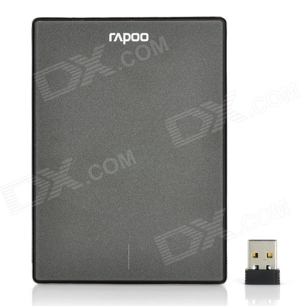 RAPOO T300p Ultrathin 5GHz Wireless Touchpad Mouse w/ 15- Gesture for Windows 8 - Grey + Silver