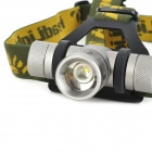 ASSASSIN V8 Cree XP-E Q5 280lm 3-Mode White Zooming Hunting Headlamp - Grey (1 x 18650)