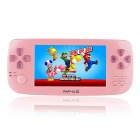 "PAPKIII 3D 4.3"" TFT Screen Game Console Multi-Media Player w/ Camera / FM / TV-Out - Pink (4GB)"