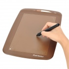 UGEE-RB3C USB Digital Pen Painting / Drawing Graphic Tablet Board - Brown