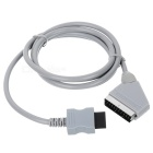 RGB Scart Cable for Wii - PAL/NTSC (1.74M-Length)